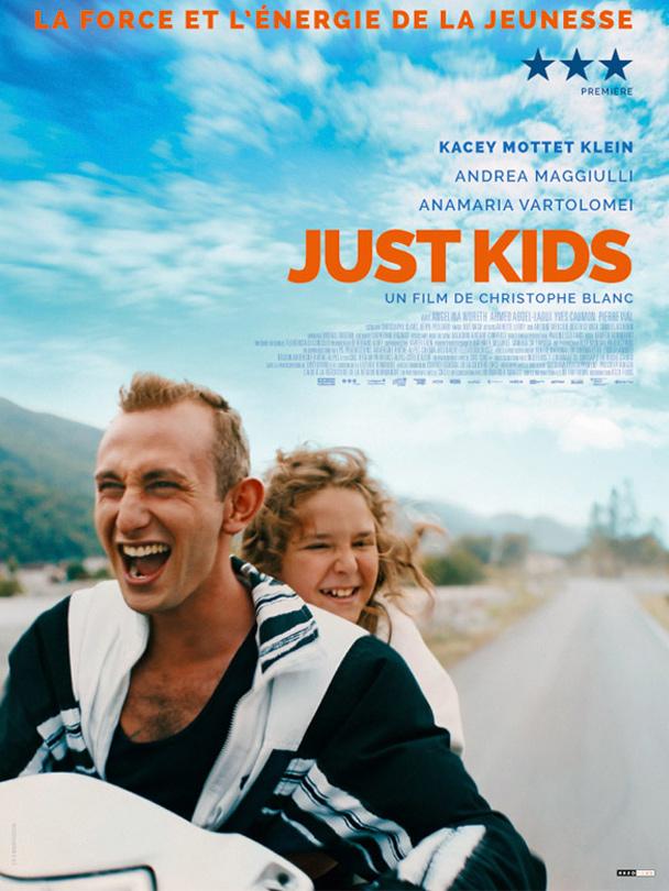 Affiche du film Just kids