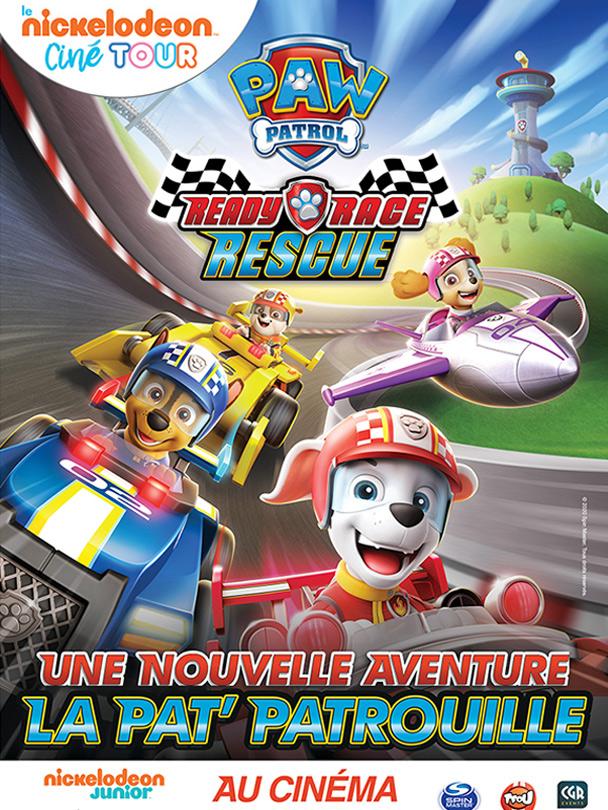 Affiche du film La Pat'Patrouille la grande course