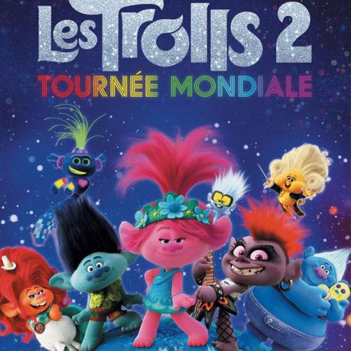 Affiche du film Trolls 2