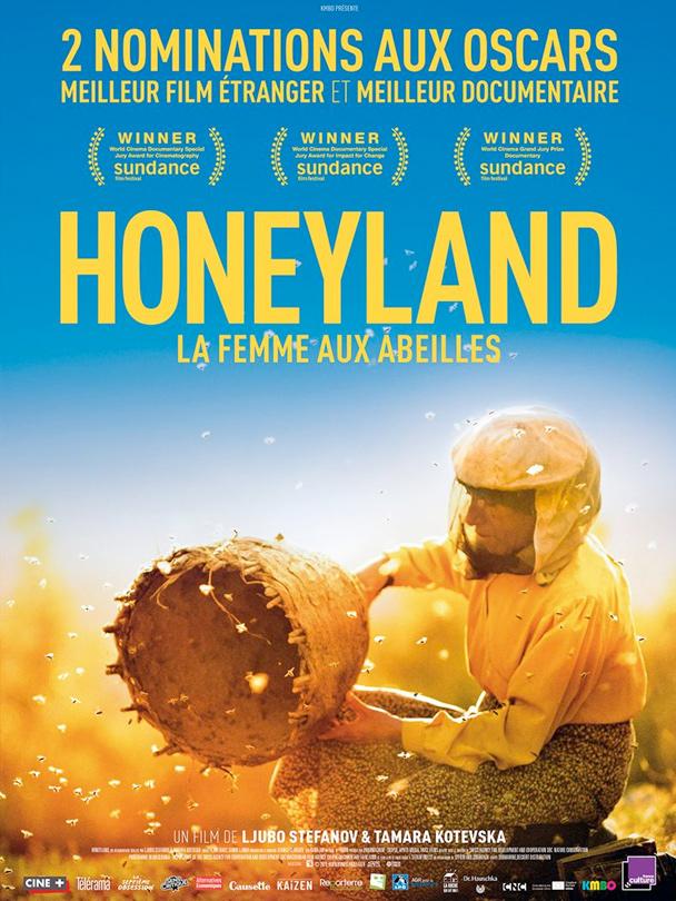 Affiche du film Honeyland