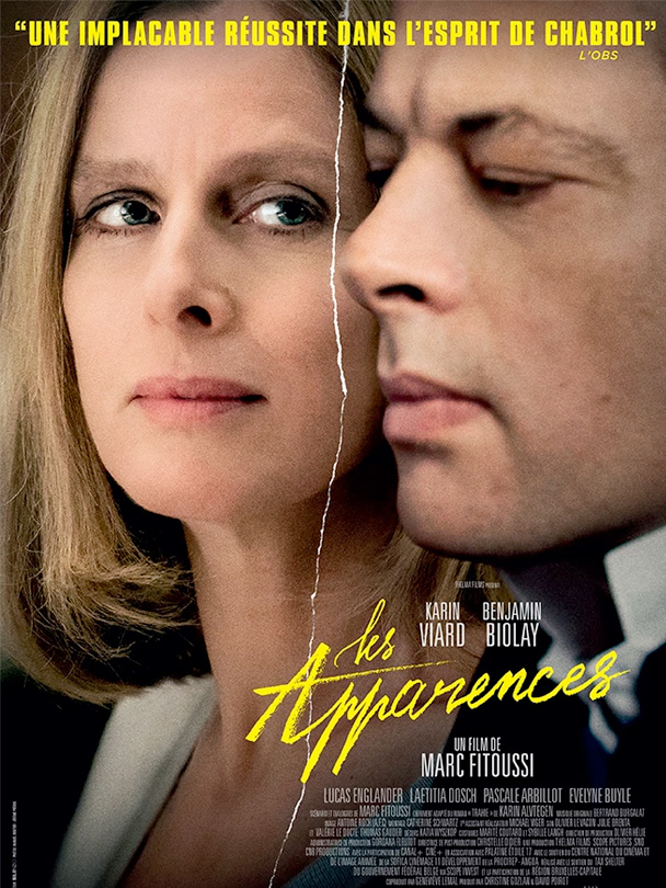 Affiche du film Les apparences