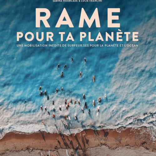 Affiche du film Rame pour ta planète