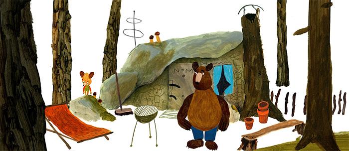 Photo du film Les ours gloutons