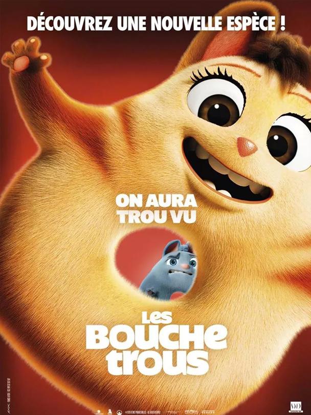 Affiche du film Les Bouchetrous