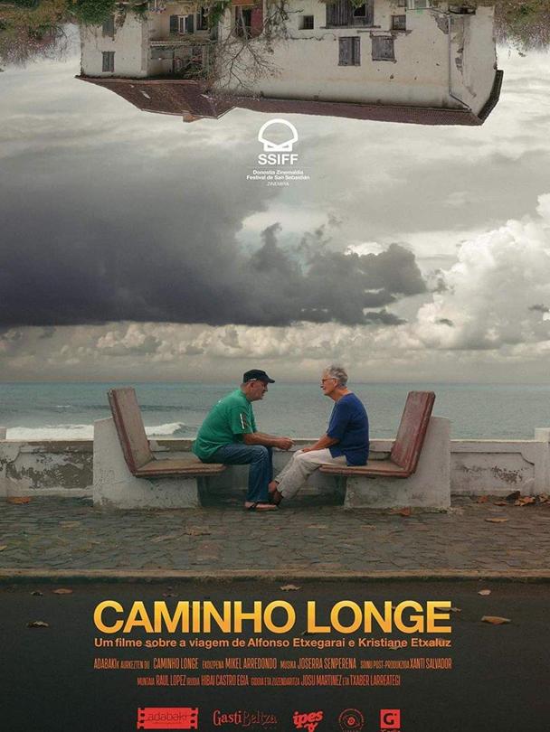 Affiche du film Caminho longe