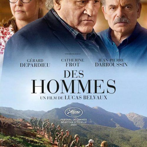 Affiche du film Des hommes