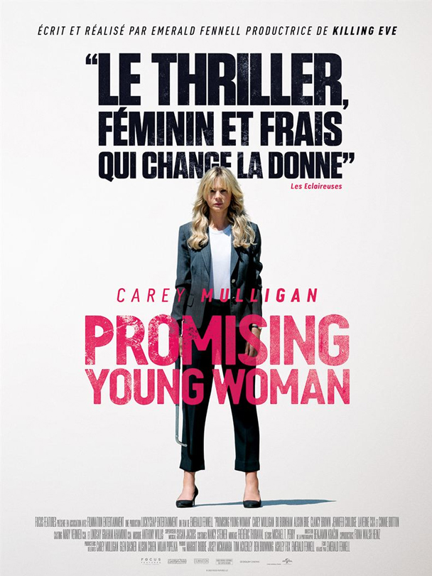 Affiche du film Promising young woman