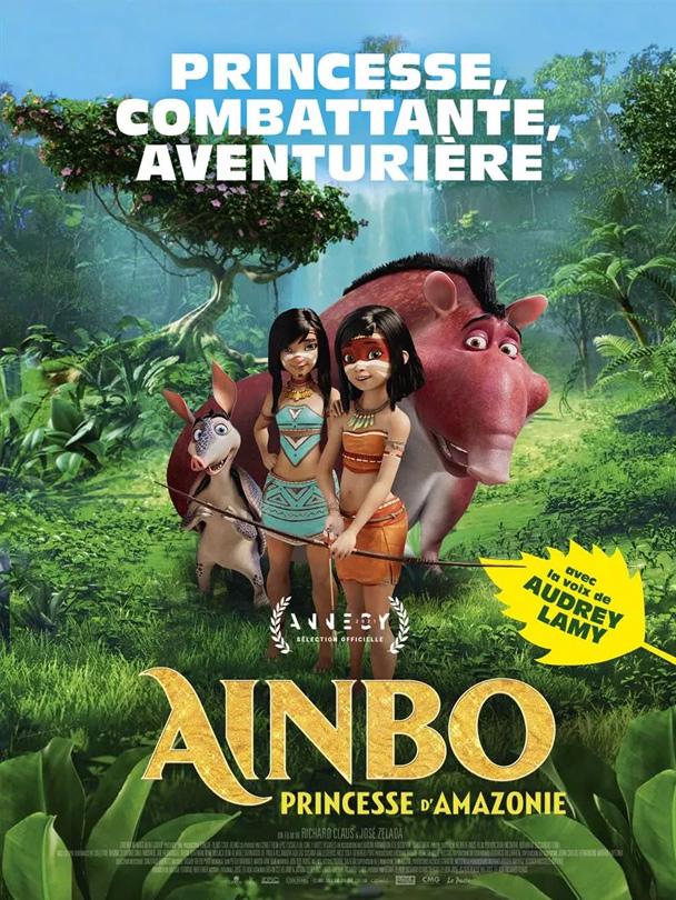 Affiche du film Ainbo