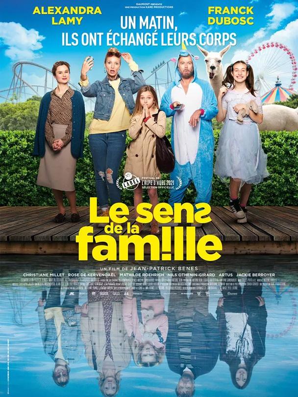 Affiche du film Le sens de la famille