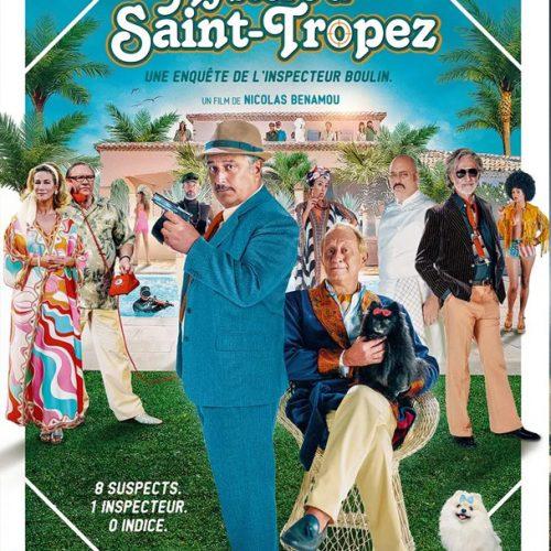 Affiche du film Mystère à Saint Tropez