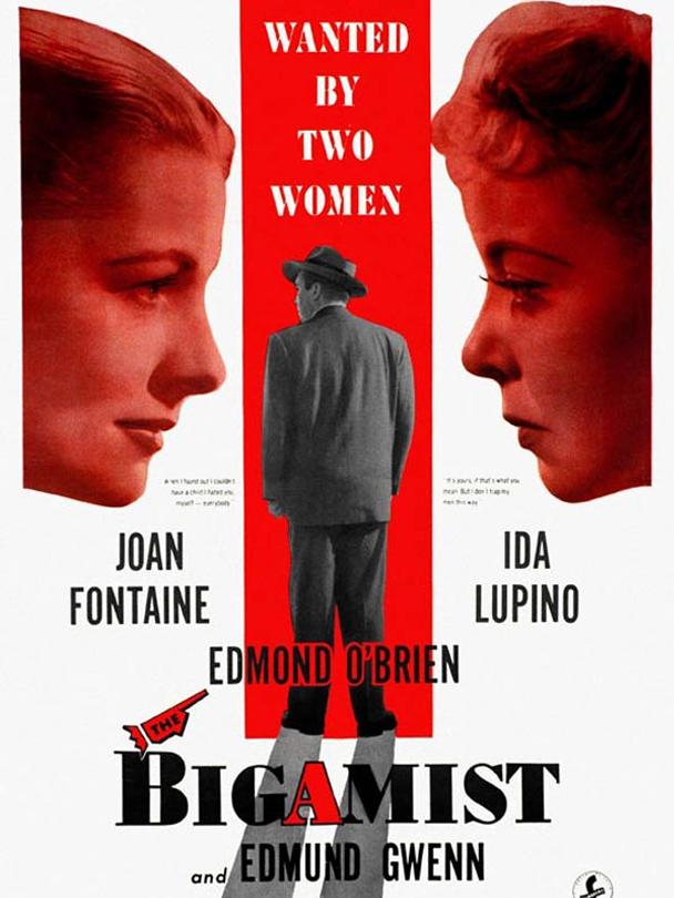 Affiche du film Bigamie