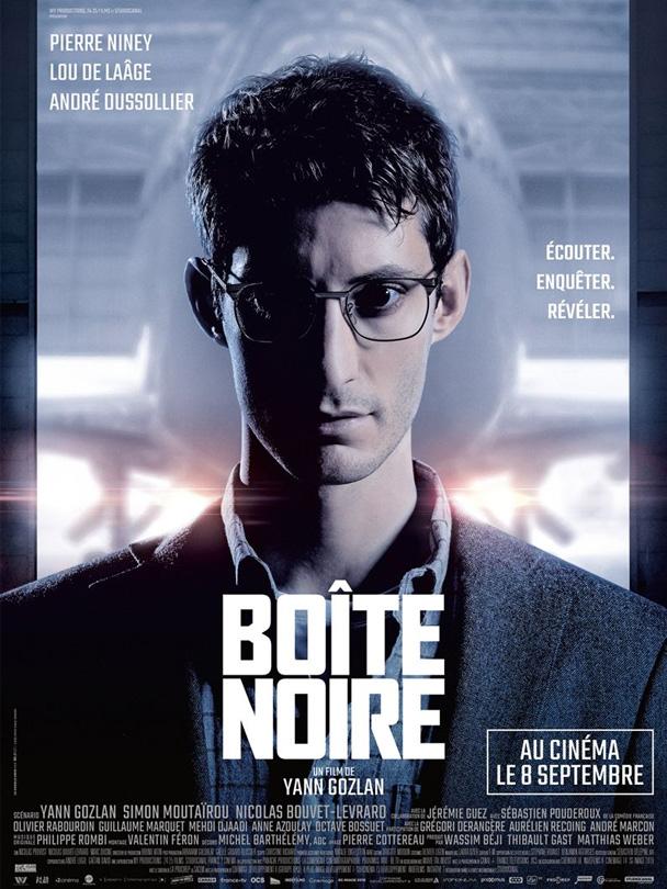 Affiche du film Boîte noire