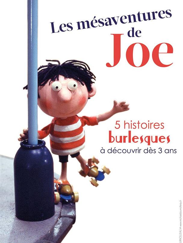 Affiche du film Les mésaventures de Joe