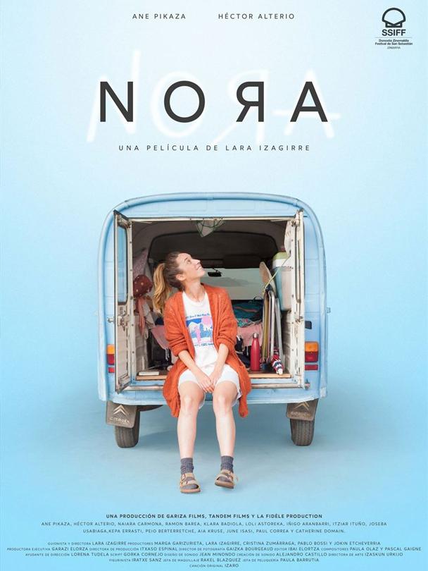 Affiche du film Nora