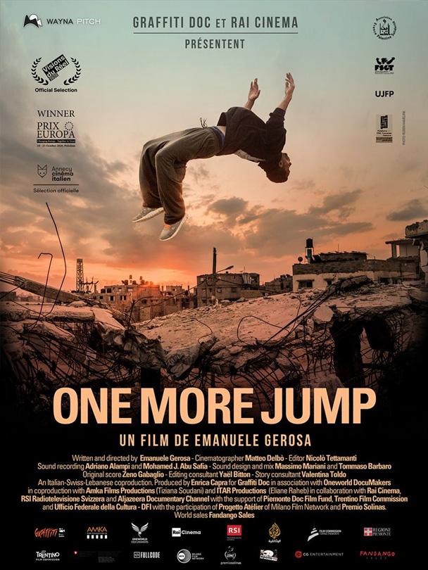 Affiche du film One more jump