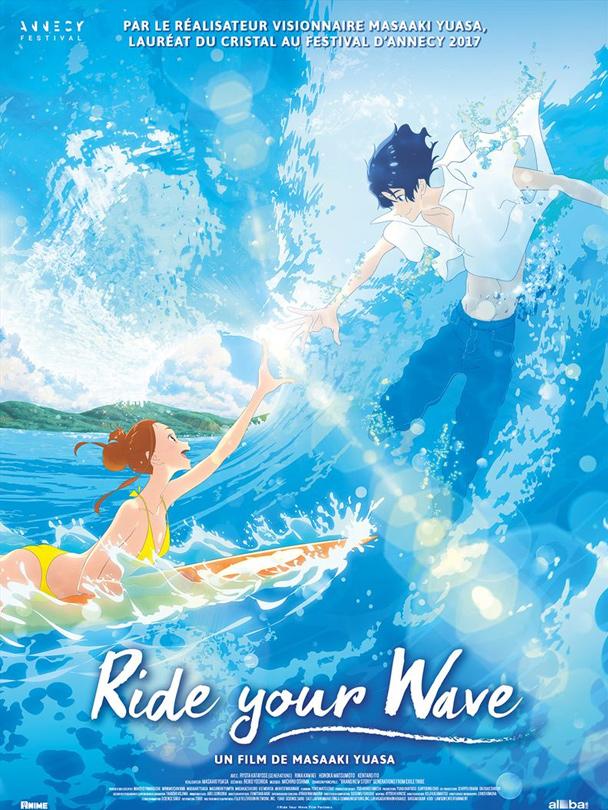 Affiche du film Ride your wave