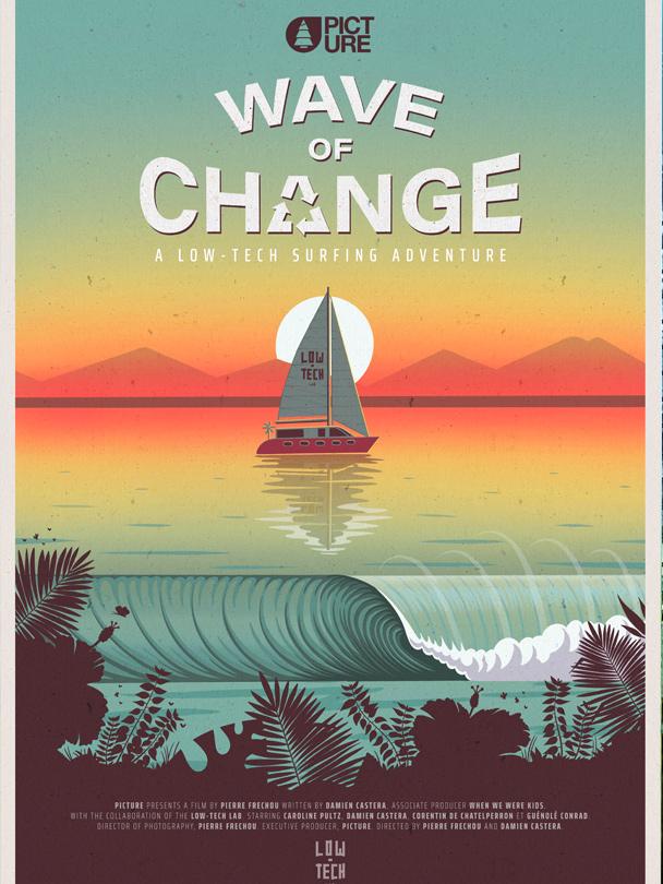 Affiche du film Wave of change