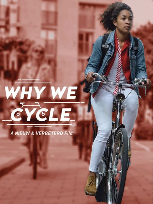 Affiche du film Why we cycle